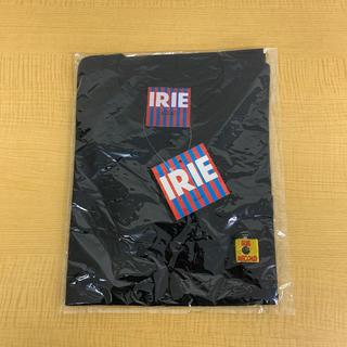 アイリーライフ(IRIE LIFE)の◆新品未使用◆irie life レディースTシャツ ブラック ワンサイズ(Tシャツ(半袖/袖なし))