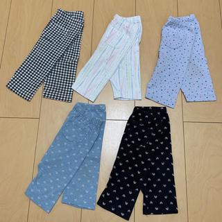 UNIQLO - ベビー服⭐︎ズボン 5枚セット