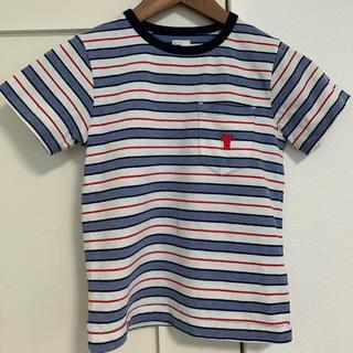 コーエン(coen)のCoen コーエン ボーダーTシャツ サイズ120(Tシャツ/カットソー)