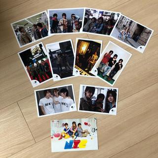 エヌワイシー(NYC)のNYC公式写真10枚とポストカード(アイドルグッズ)