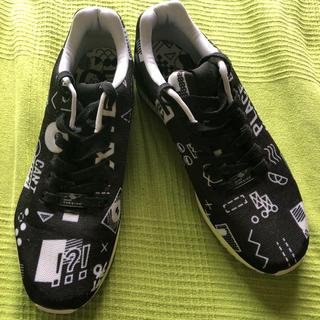 アディダス(adidas)のアディダスオリジナルスZX 8000蛍光ソールスニーカー(スニーカー)