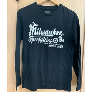 エドウィン(EDWIN)のロンT Mサイズ  EDWIN(Tシャツ/カットソー(七分/長袖))