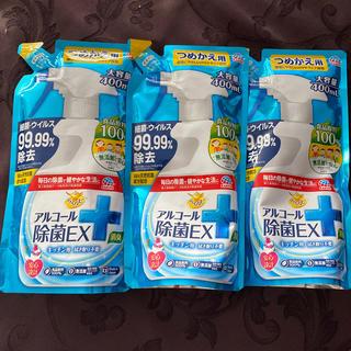 アースセイヤク(アース製薬)のらくハピ アルコール除菌EX キッチン(アルコールグッズ)