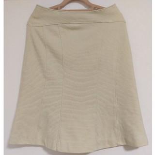 ベルメゾン(ベルメゾン)のベルメゾン ひざ丈スカート(ひざ丈スカート)