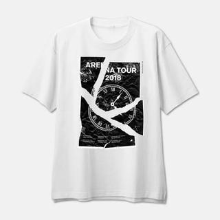 ケヤキザカフォーティーシックス(欅坂46(けやき坂46))の欅坂 アリーナツアー 2018 Tシャツ(Tシャツ/カットソー(半袖/袖なし))