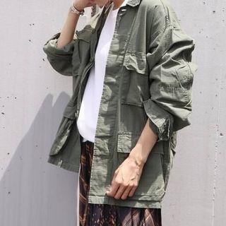 ロスコ(ROTHCO)のROTHCO BATTLE DRESS SHIRTS HAND WASH(ミリタリージャケット)