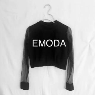 EMODA - EMODA シースルートップス