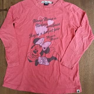 エドウィン(EDWIN)のEDWIN130cm長袖Tシャツ ミニーマウス(Tシャツ/カットソー)