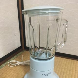 FUKAI ジュースミキサー FJM-601 ブルー(ジューサー/ミキサー)