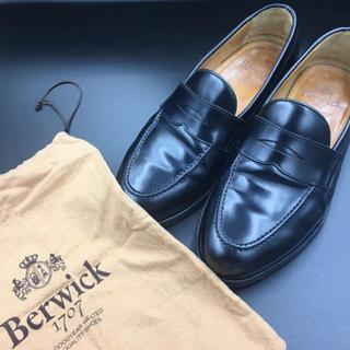 Crockett&Jones - タイムセール Berwick 1707 バーウィックコインローファー