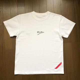 ビューティアンドユースユナイテッドアローズ(BEAUTY&YOUTH UNITED ARROWS)のPHINGERIN インサイドアウト仕様Tシャツ(Tシャツ/カットソー(半袖/袖なし))