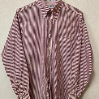 インディヴィジュアライズドシャツ(INDIVIDUALIZED SHIRTS)のインディビ シャツ ストライプ シンプル(シャツ)