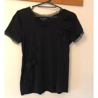 ジルスチュアート(JILLSTUART)のJILLSTUART Tシャツ 黒(Tシャツ(半袖/袖なし))