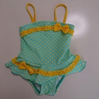 ニシマツヤ(西松屋)のサイズ80 女の子 水着 美品です(^-^)(水着)