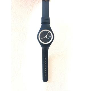 アイスウォッチ(ice watch)のアイスウォッチ ice watchネイビー (腕時計)
