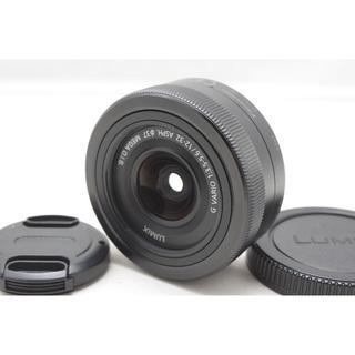 パナソニック(Panasonic)のG VARIO 12-32mm F3.5-5.6 ASPH MEGA O.I.S(レンズ(ズーム))