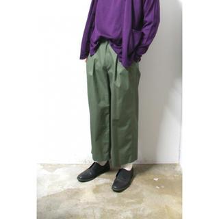 Jieda - URU 19ss 2tuck pants