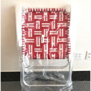 Supreme - 新品 Supreme Lawn Chair Red