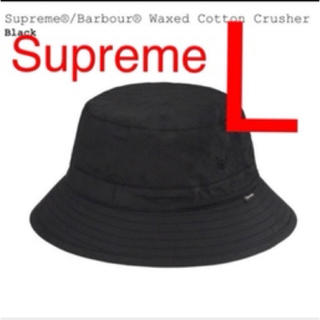 シュプリーム(Supreme)のSupreme®/Barbour®Waxed Cotton Crusher(ハット)