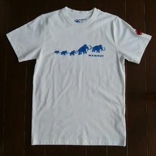 マムート(Mammut)のMAMMUT マムート Tシャツ メンズM(Tシャツ/カットソー(半袖/袖なし))