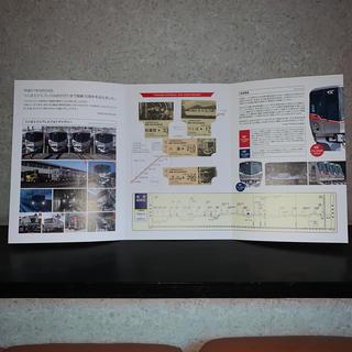 ジェイアール(JR)のつくばエクスプレス開業10周年記念乗車券(鉄道)