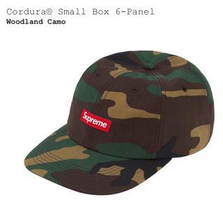 シュプリーム(Supreme)のsupreme Cordura® Small Box 6-Panel(キャップ)