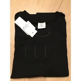 エル(ELLE)の新品未使用★ジーユー★ELLE★M(Tシャツ(半袖/袖なし))