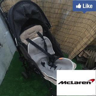 マクラーレン(Maclaren)の【値下げ交渉可】マクラーレン McLaren クエストquest ベビーカー(ベビーカー/バギー)
