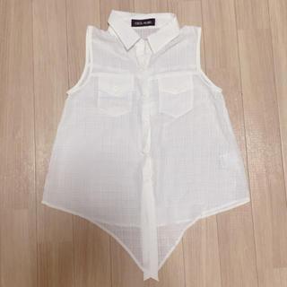 セシルマクビー(CECIL McBEE)のCEClL McBEE ♡ シャツ(シャツ/ブラウス(半袖/袖なし))
