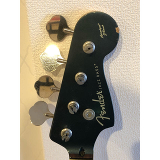 フェンダー(Fender)のFender Aerodyne jazz (ぴんこ様専用)(エレキベース)