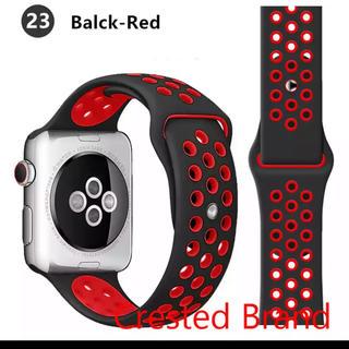 アップルウォッチ(Apple Watch)のApple Watch 42mm/44mm スポーツバンド(ラバーベルト)