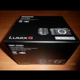 Panasonic - Panasonic パナソニック LUMIX DMC-GX8H-S