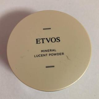 エトヴォス(ETVOS)のエトヴォス  ミネラルルーセントパウダー(フェイスパウダー)