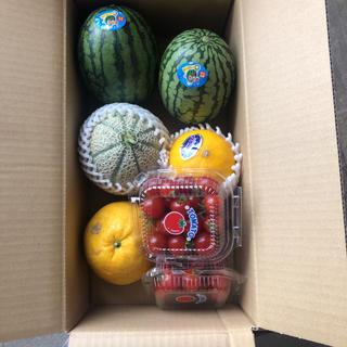 長崎県島原産!!美味しい果物とミニトマトセット(フルーツ)