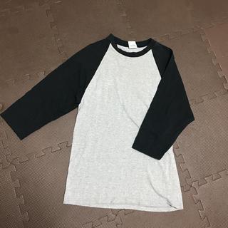 アンビル(Anvil)のanvilラグラン  S(Tシャツ/カットソー(七分/長袖))