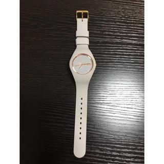 アイスウォッチ(ice watch)のice watch (グレー)(腕時計)
