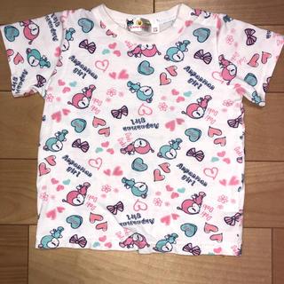 アンパンマン(アンパンマン)のアンパンマン ドキンちゃんとコキンちゃん 女児用トップス 95(Tシャツ/カットソー)