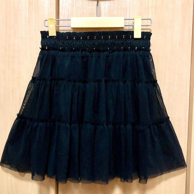 archives(アルシーヴ)の☆archives チュールスカート☆ レディースのスカート(ミニスカート)の商品写真