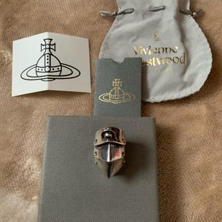 ヴィヴィアンウエストウッド(Vivienne Westwood)の3年ほど前に購入したものとなっております。   サイズ:M (15号)(リング(指輪))