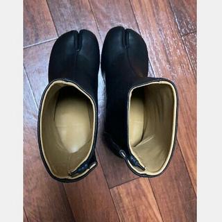 Maison Martin Margiela - maison Martin Margiela レザー足袋ブーツ サイズ 36