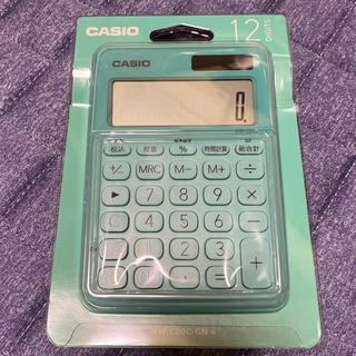 CASIO - 【新品】CASIO 12桁電卓