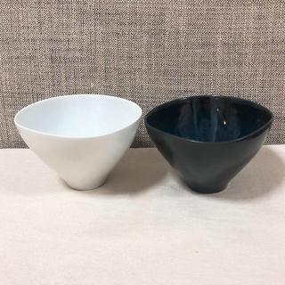 アクタス(ACTUS)の未使用 sakuzan 美濃焼 作山窯 ロータスカップセット 小鉢 皿 デザート(食器)