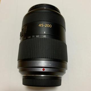 パナソニック(Panasonic)のLumix G VARIO 45-200mm F4-5.6 MEGA O.I.S(レンズ(ズーム))