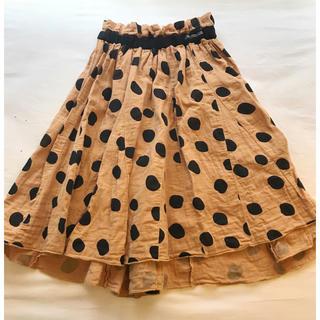BREEZE - BREEZE スカート マキシスカート 140 水玉