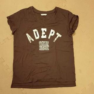 アウィーエフ(AuieF)のTシャツ(Tシャツ(半袖/袖なし))