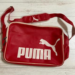 プーマ(PUMA)のPuma エナメルバッグ スポーツバッグ(その他)