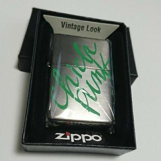 ジッポー(ZIPPO)の新品マルボロ DIET BUTCHER SLIM SKIN コラボ zippo(タバコグッズ)