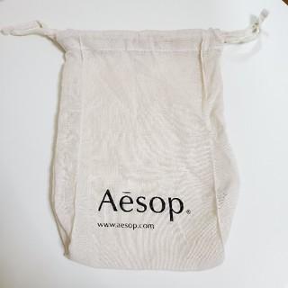 イソップ(Aesop)のAesop イソップ ショップ袋 ショッパー 巾着(ショップ袋)
