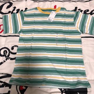 ユニクロ(UNIQLO)のユニクロ ボーダーTシャツ 150(Tシャツ/カットソー)
