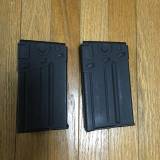 マルイ(マルイ)のG3シリーズ用 500連射マガジン 2個(電動ガン)
